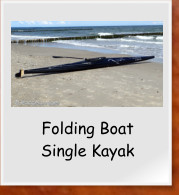 Folding Boat Single Kayak