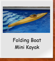 Folding Boat Mini Kayak
